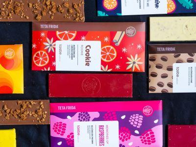 NOVE čokolade Taste